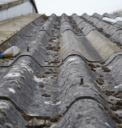 Asbestos Roof Removal & Replacement