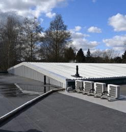 Steel Cladding & Metal Roofing